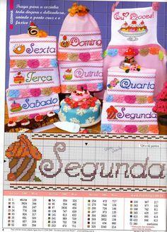 123 Cross Stitch, Crochet Baby, Bottle, Sandrinha, Portugal, Cross Art, Cross Stitch Kitchen, Embroidery Stitches, Punto De Cruz