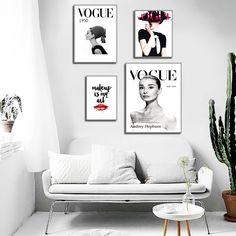 Canvas Home, Canvas Wall Art, Canvas Prints, Multi Picture, Bedroom Decor, Wall Decor, Nordic Art, Fashion Wall Art, Panel Art