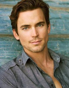 Matt Bomer. Another possibility for James