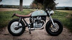 CX500 by Richard Higgy