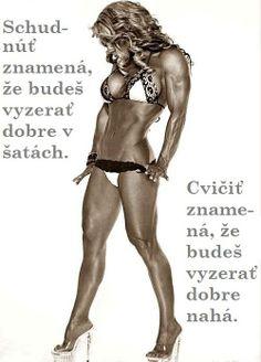 Chudnite cvičením :-)