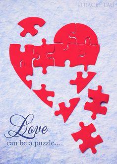 love puzzle ! ♥
