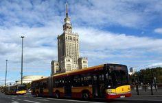 """Come muoversi a Varsavia, tra App moderne e """"vecchi"""" tram"""