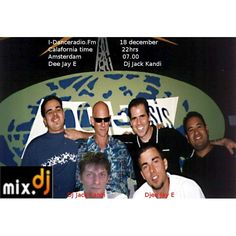 mix.dj The Social Party Radio is the World's #1 DJ's and DJ Mix community on Pc's, smartphones & mobile devices.
