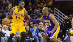 WATCHTOWERLeBron James Faces Off Against Kobe Bryant For The Last Time  LeBron James Faces Off Against Kobe Bryant LeBron James and Kobe Bryant will have their last battle against each other Thursday night at the Staples Center.  For the last decade James and Bryant have dominated the NBA combining for four NBA titles four Finals MVP awards and five regular season MVP awards. With two players of that caliber from opposing conferences one would assume that a rivalry comparable to the likes of…