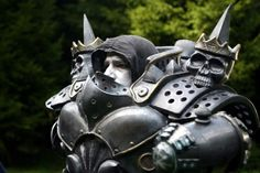 Untotes Fleisch heavy armored knight [if you have more info on this image, player or costume, Please let us know]