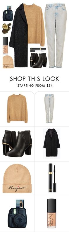 """""""It's Hard to Trust Youu..."""" by sweet-jolly-looks ❤ liked on Polyvore featuring MANGO, Topshop, Ted Baker, Zara, NARS Cosmetics, women's clothing, women, female, woman and misses"""