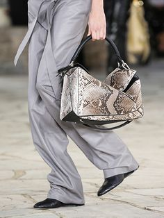 Loewe Puzzle Bag: The New It Bag of 2015 - Vogue