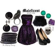 Maleficent! My fave Disney Character!!!