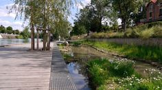 Perreux River Banks by BASE « Landscape Architecture Works | Landezine