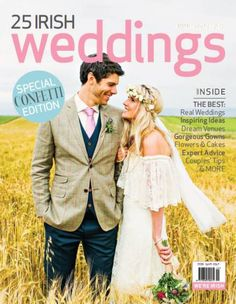 25 Irish Weddings Out Now! | Confetti