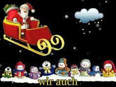 Nikolaus Grüße❄Kling Glöckchen klingelingeling - YouTube