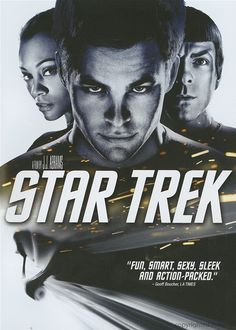 Star Trek.  It got a bad rap from some people but I loved it!