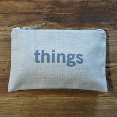 TROUSSE THINGS