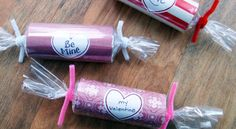 Kids in Love: DIY Valentine's Day Party Favors
