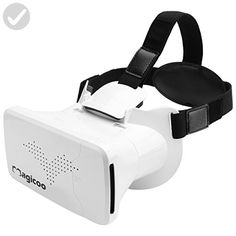 IFB IFB360 3D VR Glasses, Magi Coo 3D Virtual Reality Headset Adjust Cardboard Video Movie - Home smart home (*Amazon Partner-Link)
