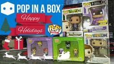 Funko POP: Pop In A Box December Unboxing