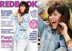 Kelly Clarkson Covers REDBOOK July 2012 | Celebrity-gossip.net