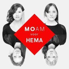 Amsterdamse modeontwerpers ontwerpen voor HEMA!