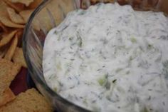 TZATZIKI SAUCE RECIPE: Take a look at this recipe for making a delicious Tzatziki Sauce, a great sauce or dip for grilled meats, vegetables, pita bread or crackers.
