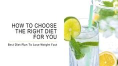 How To Choose The Right Diet For You - Best Diet Plan To Lose Weight Fast #LoseWeight #weightloss #fatloss