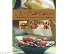 $3.50 - French cuisine is considered among the world's best, but its traditional ingredients like butter and cream aren't always appropriate for today's heart-healthy diets. New World Provence, by the proprietor-chefs of the esteemed restaurants Provence Mediterranean Grill and Provence Marinaside in Vancouver, is a new-style French cookbook designed for contemporary North American audiences, featuring healthy, easy-to-find ingredients prepared using traditional French techniques