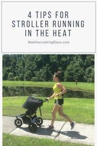 4 Tips for Stroller Running in the Heat with your baby or small child. Its getting hot outside make sure you are prepared for your run or workout! Running In The Heat, Running Plan, Kids Running, How To Start Running, Running Training, Running Tips, Running For Beginners, Workout For Beginners, Easy Workouts