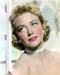 Dorothy Malone.