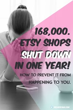 Etsy Shop Suspended – Prevention and reinstatement . 168,000. Etsy shops were shut down in one year.  How to prevent it from happening to you.