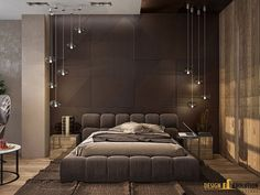 Interior design bedroom - 105 Inspiring Examples of Contemporary Interior Design Romantic Bedroom Decor, Modern Bedroom Decor, Stylish Bedroom, Master Bedroom Design, Bedroom Designs, Bedroom Ideas, Master Suite, Bedroom Interior Design, Modern Decor