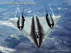 """Lockheed's famous spyplane (A-12, F-12, SR-71) came to be known as the """"Blackbird"""" as a reference to their characteristic color. But what if a special variant had been painted white? Well, quite lo..."""
