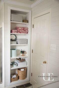DIY Built-in Shelving for Storage-1-6