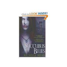 TO READ:  Succubus Blues (Georgina Kincaid, Book 1)
