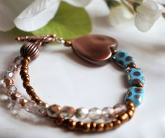 Check out this item in my Etsy shop https://www.etsy.com/listing/186090528/copper-jewelry-heart-bracelet-tribal