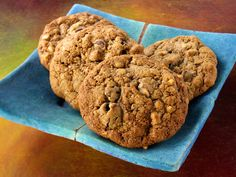 Stevia Chocolate Chip Pecan Cookies | Recipe | Stevia, Pecans and ...