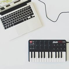 Akai MPK mini | Flickr - Photo Sharing!