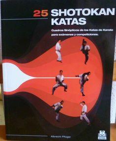 Libro de segunda mano  25 shotokan katas