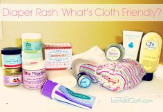 Diaper rash cream, what is cloth diaper friendly
