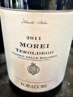 El Alma del Vino.: Foradori Morei Teroldego 2011.