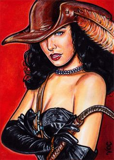 AP Bettie Page Pirate - 04