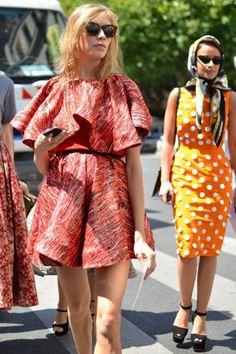 Street Style 2020 - Stylish Concert, Festival, and Fashion Week Street Looks Modest Summer Fashion, Summer Fashion For Teens, Summer Fashion Outfits, Love Fashion, Womens Fashion, Style Fashion, Look Street Style, Street Style Summer, Street Chic
