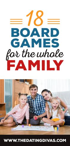 The BEST board games for family game night.
