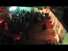 """""""Rotkäppchen vs. Der böse Wolf - Deutsche Romantik trifft Streetart""""    Video: Timelapse Innenhof mit Märchenwald-Labyrinth, Video-Projektion und Bar von 19 bis 21 Uhr"""