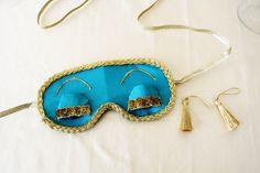 DIY Holly Golightly Sleep Mask