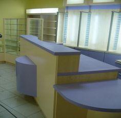 Meble do apteki produkcja 505-488-800