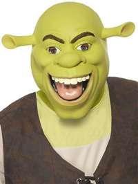 Shrek, De groene oger in latex!