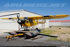 Piper PA-18-125 Super Cub aircraft picture