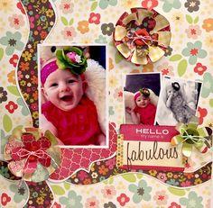 Layout: Hello Fabulous Layout