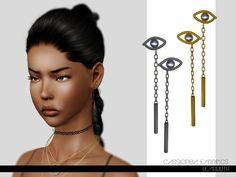 Leah Lillith's Leahlillith Cassiopeia Earrings