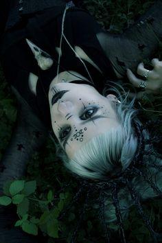 Gothic Ladies | Beauty | Fashion | Costume | Creativity | Couture | Culture | Dark Mori & Strega Fashion